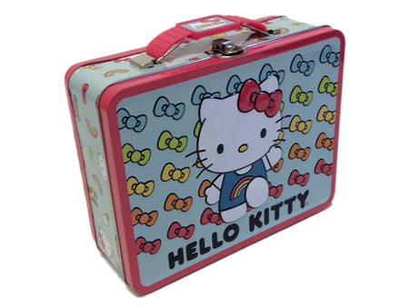 Lunch Box - Hello Kitty Rainbow