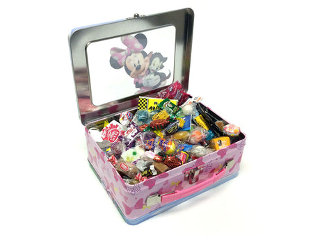 Lunch Box - Minnie & Figaro Window Box - Penny Candy  Assortment