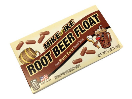Mike & Ike Root Beer - 5 oz theater box