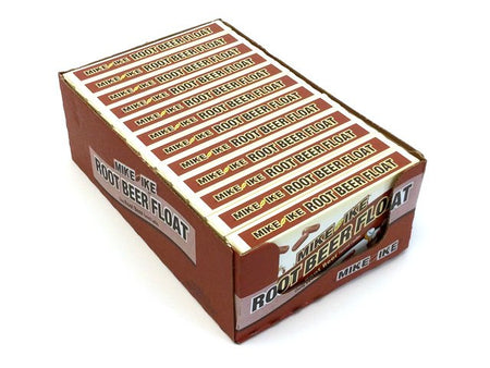 Mike & Ike Root Beer - 5 oz theater box - case of 12