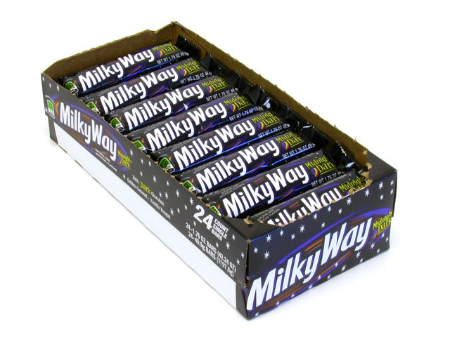 Milky Way Midnight (Forever Yours) - 1.76 oz bar - box of 24