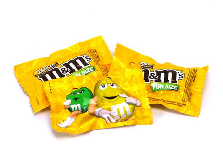 Bulk M&M's Peanut Fun Size