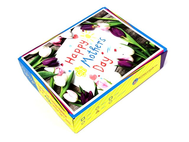Mother's Day Decade Gift Box - Mother's Day Tulips