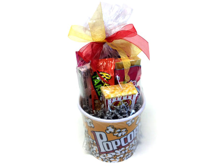 Movie Night Gift Bucket