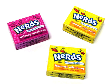 Nerds Mini Boxes