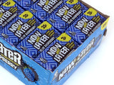 Now & Later - blue raspberry - 0.93 oz pkg - box of 24