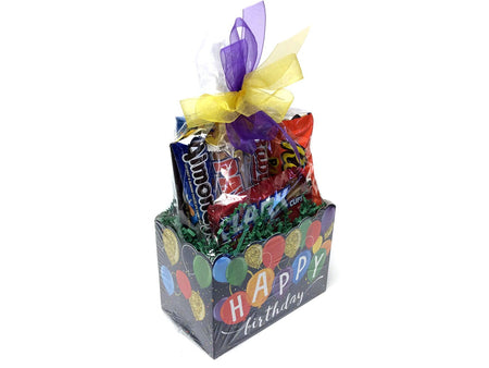 Nut Candy Lovers Gift Box - Happy Birthday