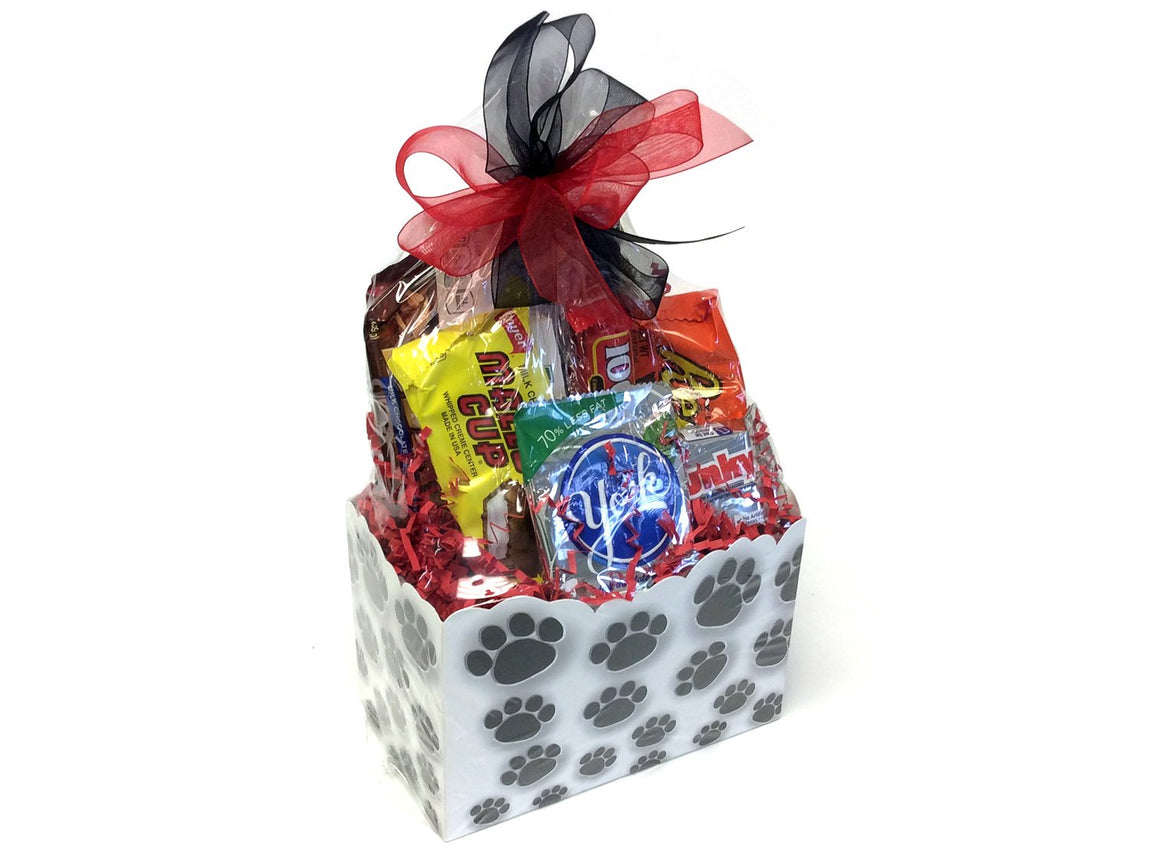 Nut Candy Lovers Gift Box - Paw Prints