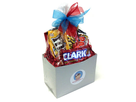 Nut Candy Lovers Gift Box -  Silver