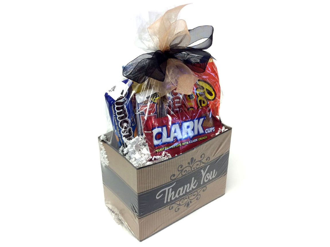 Nut Candy Lovers Gift Box - Thank You