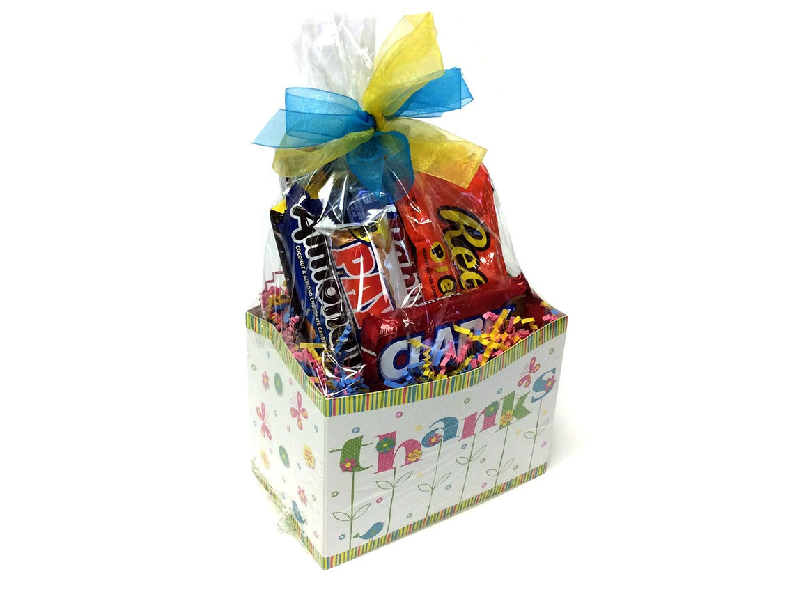 Nut Candy Lovers Gift Box - Thanks