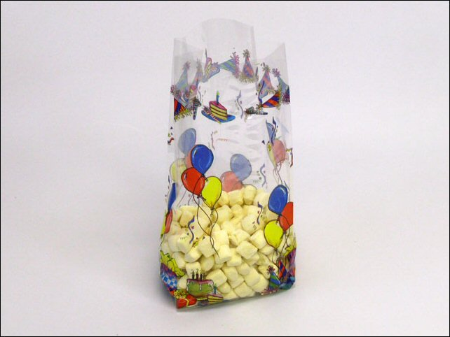 Party Favor Bags - Party Time
