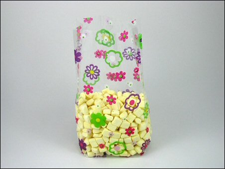 sample bag to show pattern