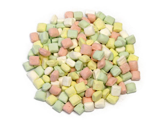 Pastel (Party) Mints - Bulk