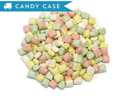 Pastel (Party) Mints - bulk 25 lb case (16,175 ct)