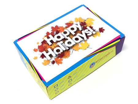 Happy Holidays Decade Gift Box - Autumn Greetings