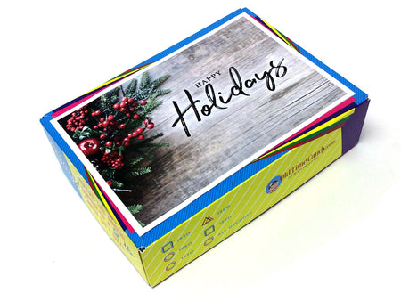 Happy Holidays Decade Gift Box - Holiday Berries