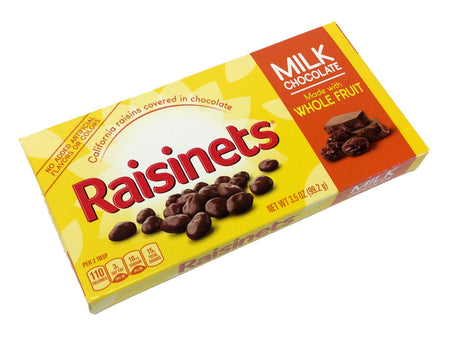 Raisinets - 3.5 oz Theater Box