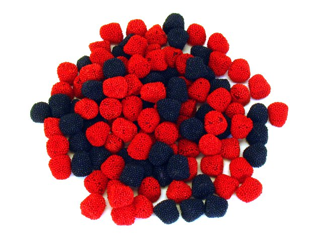 Raspberries and Blackberries - Bulk