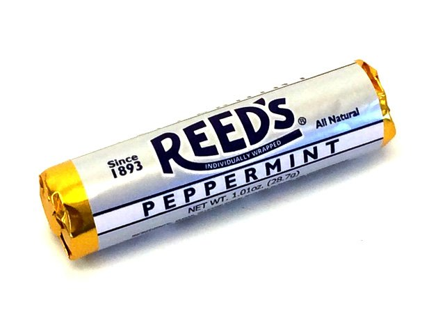 Reed's Peppermint Candy Rolls