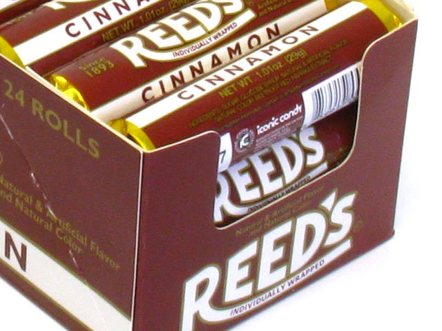 Cinnamon Reed's Candy Rolls