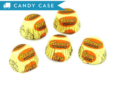 Reese's Mini Peanut Butter Cups - bulk 25 lb case (1250 ct)