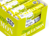 Regal Crown Sour Lemon - 1.01 oz roll - box of 24