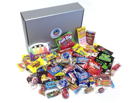 Retro Candy Gift Box - large 2.75 lbs