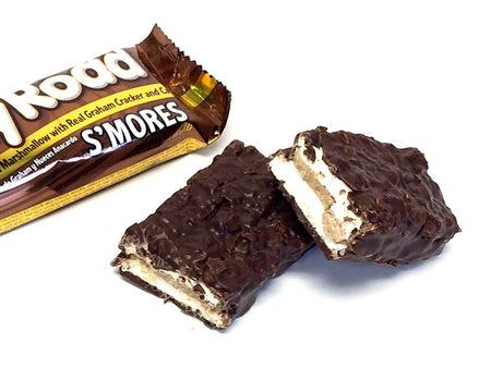 Rocky Road S'Mores - 1.65 oz bar - box of 24