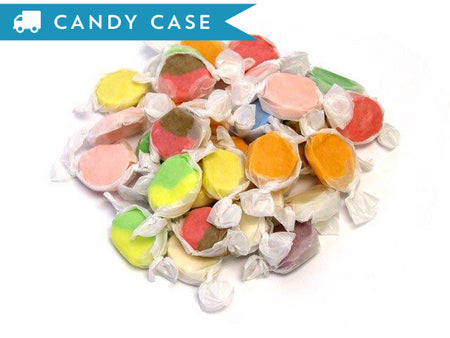 Salt Water Taffy - Boardwalk Style - bulk 25 lb case (2000 ct)