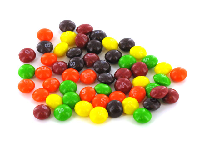 Skittles Original 3.5 oz theater box - case of 12