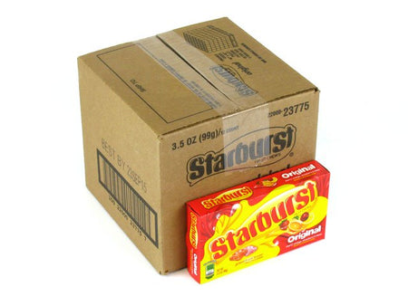 Starburst Original 3.5 oz theater box - case of 12