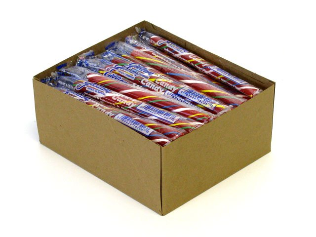 Stick Candy - bubble gum - box of 80