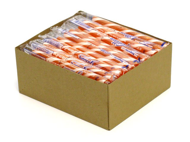 Stick Candy - tangerine - box of 80