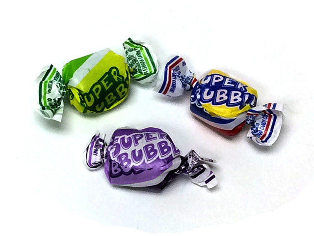 Super Bubble Assorted Flavors
