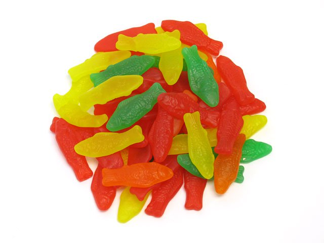 Swedish Fish - Assorted - Bulk
