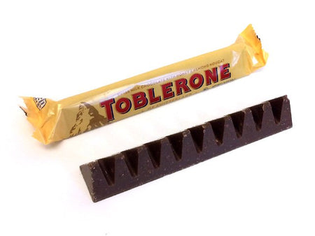 Toblerone 1.76 oz Milk Chocolate Bar