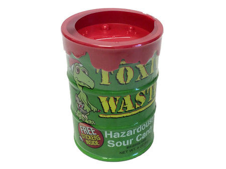 Toxic Waste Christmas Bank - 3 oz