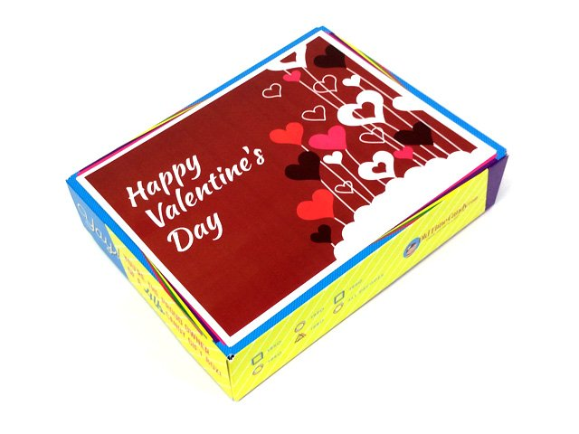 Valentine's Day Decade Gift Box - Hearts on Strings