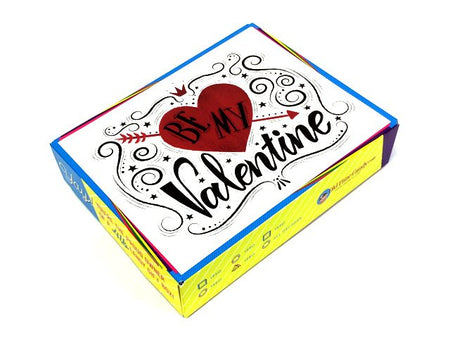 Valentine's Day Decade Gift Box - Be My Valentine