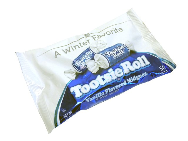 Tootsie Roll Vanilla Midgees - 12 oz bag