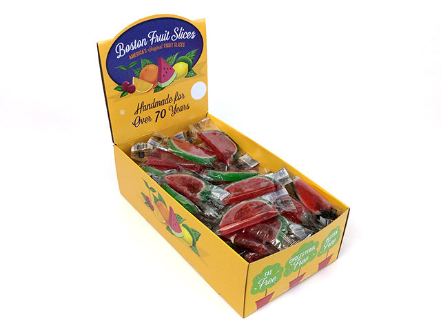 Watermelon Slices by Boston Fruit - box of 60