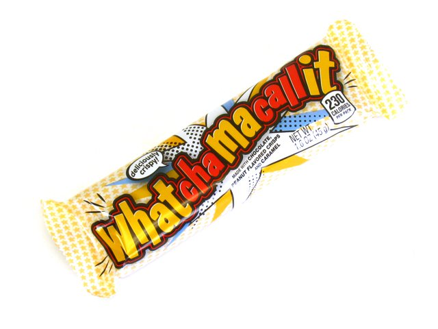 Whatchamacallit - 1.6 oz - box of 36