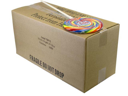 Whirly Pops - 6.5 inch (10 oz) - box of 18