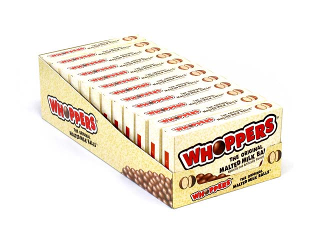 Whoppers - 5 oz theater box - case of 12