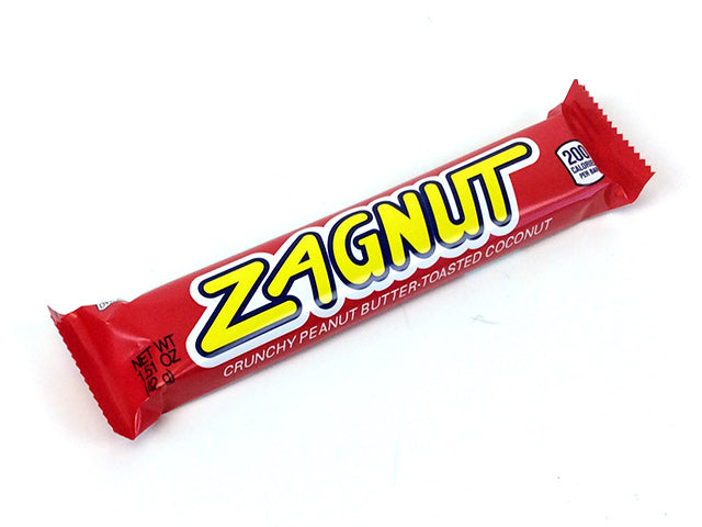 Zagnut - 1.51 oz bar