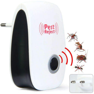 PEST REJECT - SAY GOODBYE TO EVERY PEST YOU CAN THINK OF!