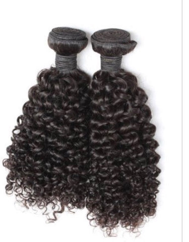INDIAN DEEP CURL (Three BUNDLE Deal)