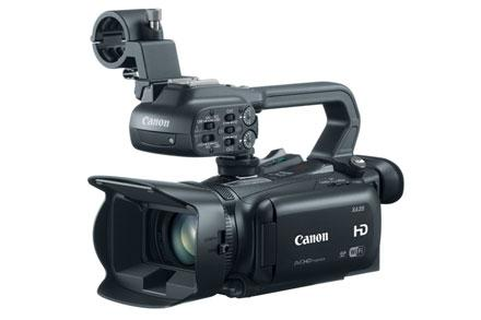 Canon PROFESSIONAL CAMCORDERS & VIDEO CAMERAS