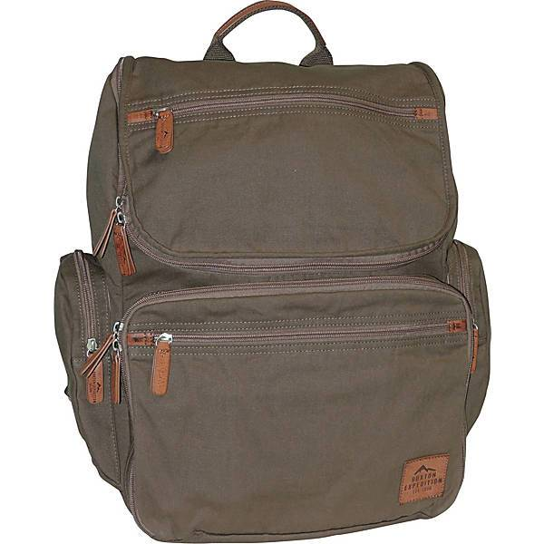 Expedition Backpack by Buxton Affiliates - Olive